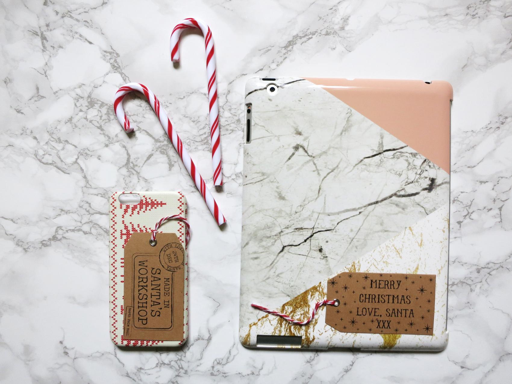 Xmas with Caseapp, custom cases