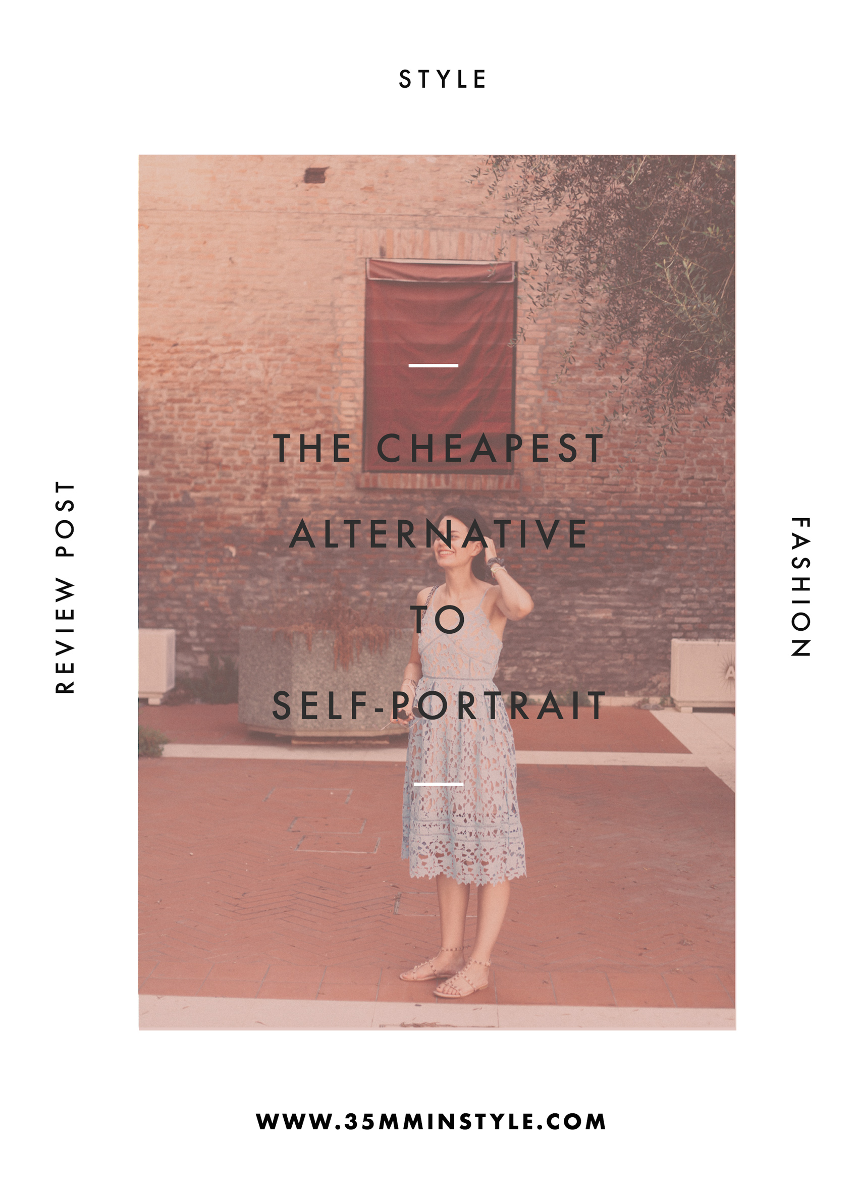 The Cheapest Alternative to Self-Portrait