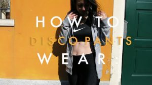 HOW TO WEAR: Disco Pants