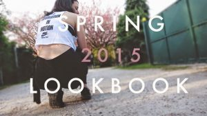 LOOKBOOK 002 | Festival + Sport – Spring 15