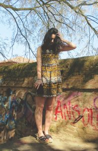 FASHION VIBES 014 | The Elephants Dress