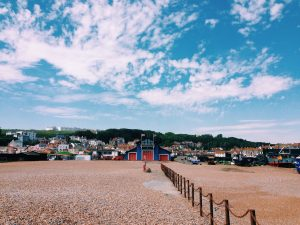 Hasting, East Sussex, UK