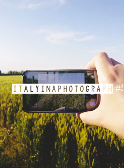 Italy in a Photograph | from January to June 15