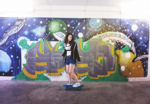 Nike Skater Girl (Almost)