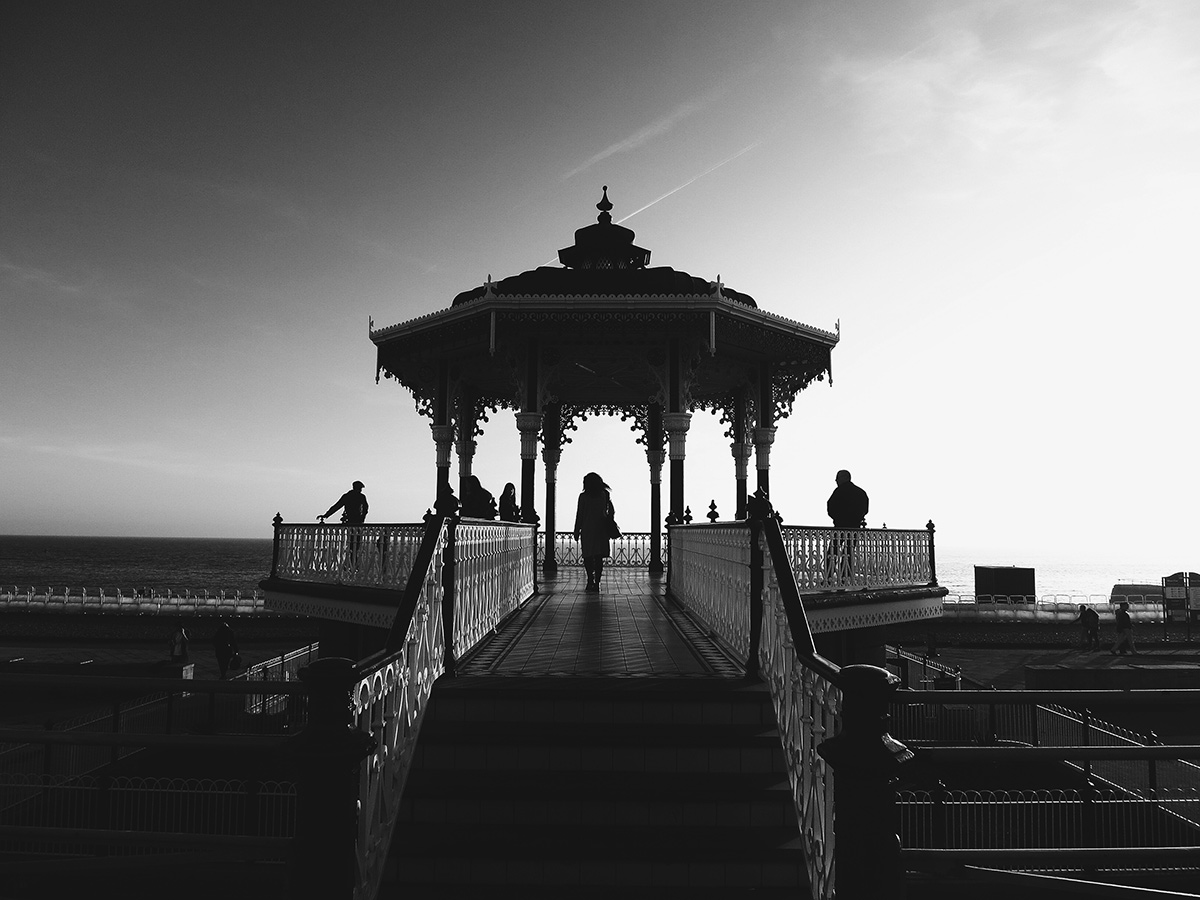 Autumn Walks in Brighton and Hove