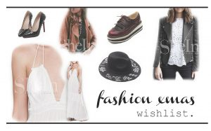 Fashion Xmas Wishlist ft. SheIn