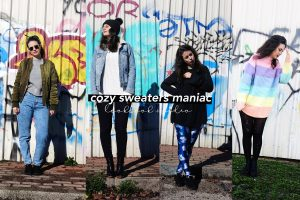 Lookbook Sweaters Maniac 35mm in style