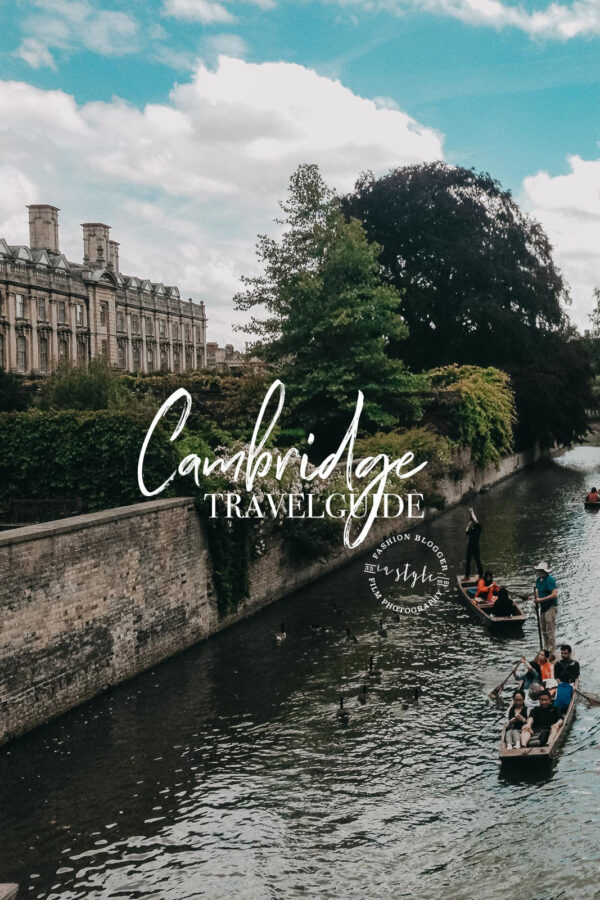Cambridge UK Travel Guide 35mminstyle