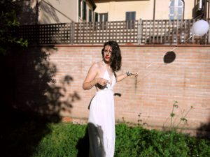 White Dresses Trend with StyleWe 35mm in style