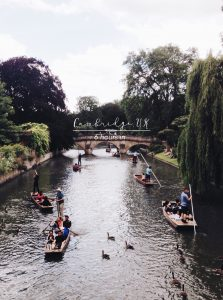 6 Hours in Cambridge, UK