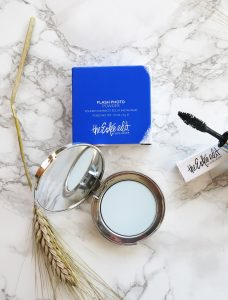 the estee edit by estee lauder mascara and fixing powder