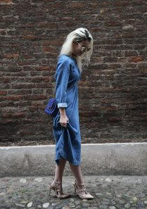 Urban Shabby with a Warehouse Denim Dress