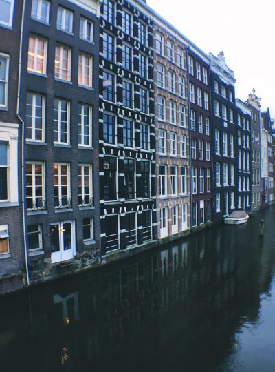 On My Wander/list: Amsterdam