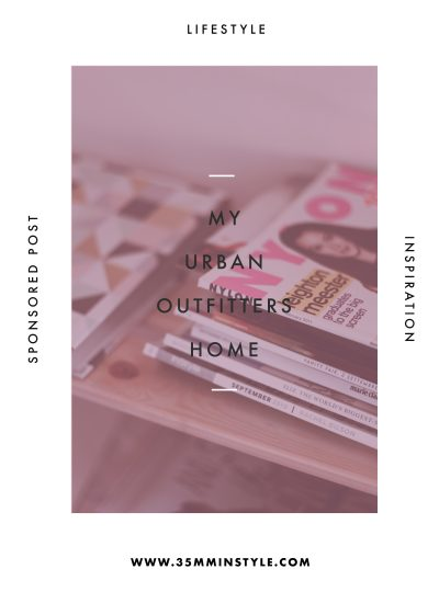 My Urban Outfitters Home