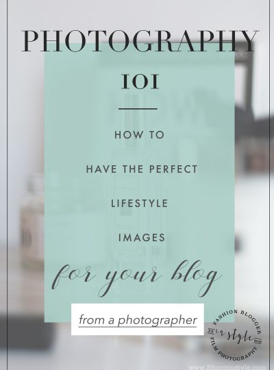 How to Have The Perfect Lifestyle Images from a Photographer