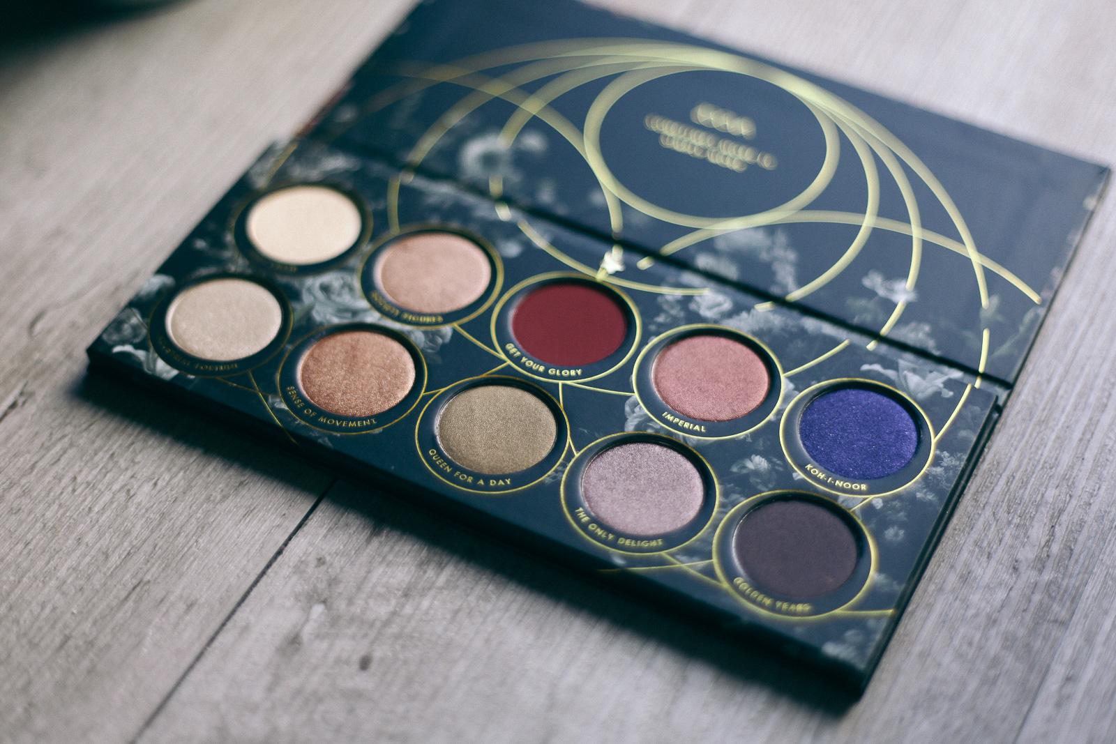 Zoeva Palette Opulence 35mminstyle