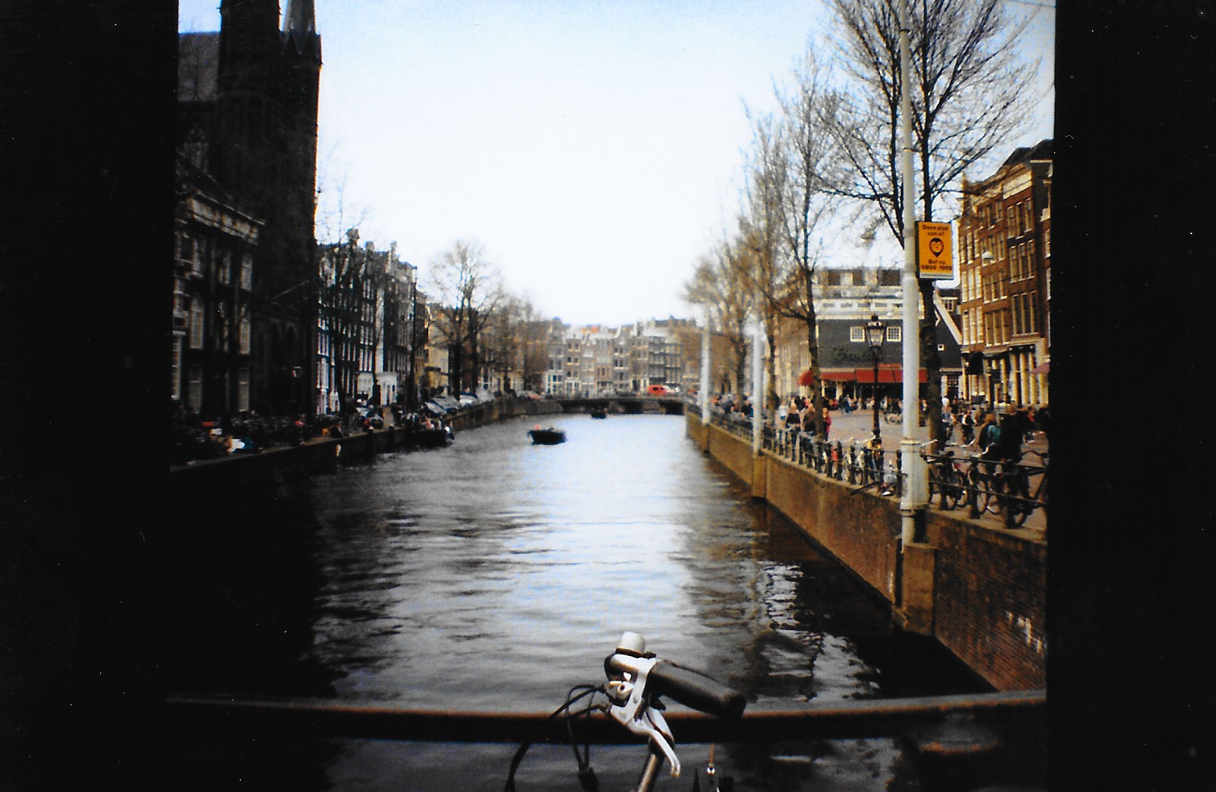 Amsterdam in 35mm