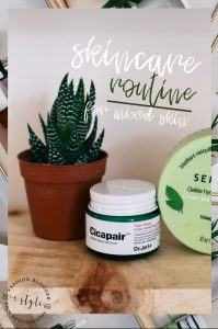 Skincare Routine for Mixed Skin 35mminstyle