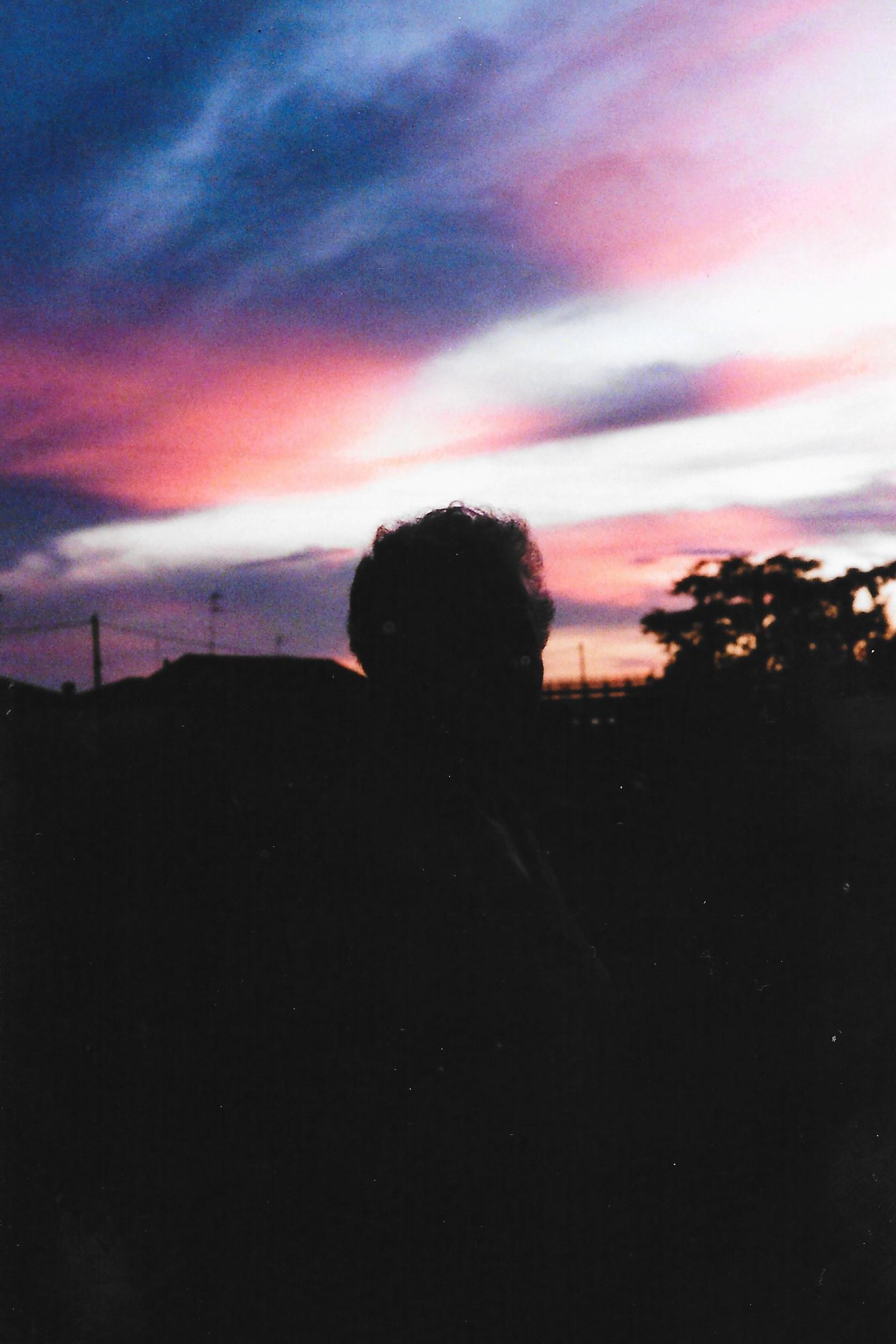 Purple Sunsets 35mminstyle