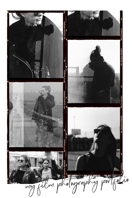 Film Photography Portfolio
