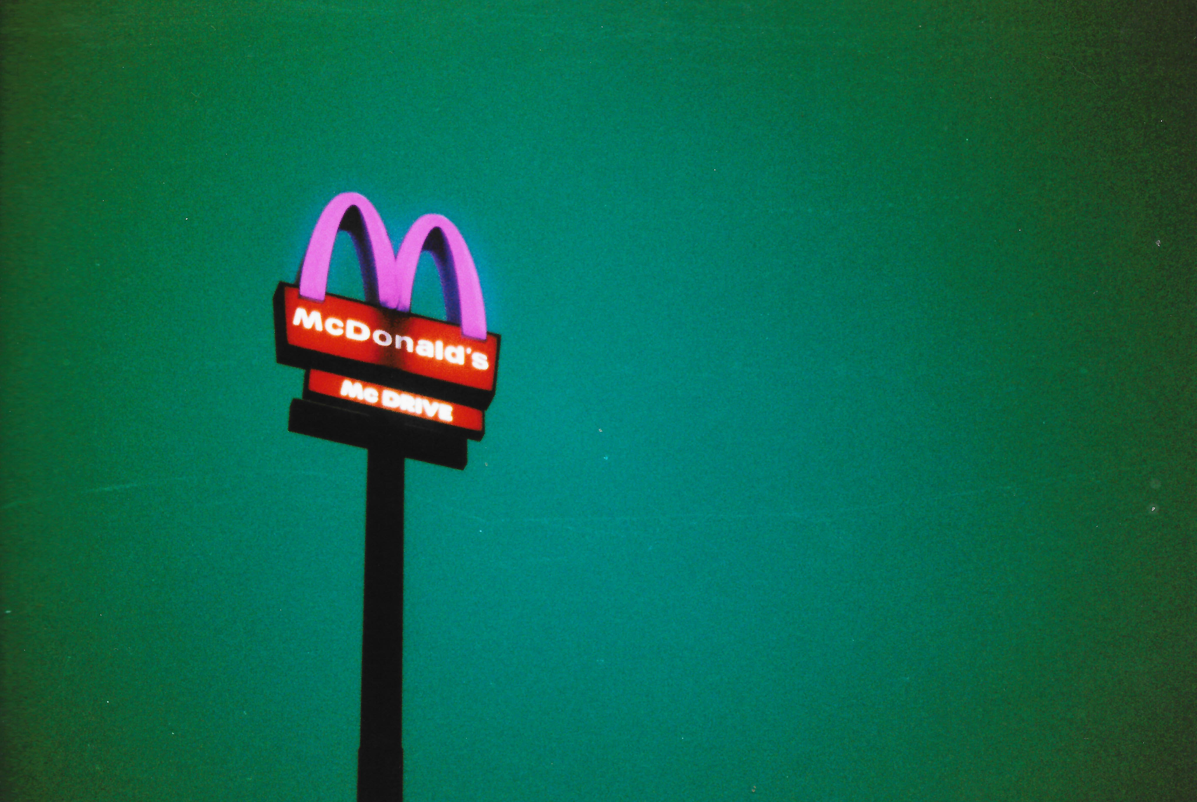Mc Donalds Ferrara 35mm 35mminstyle