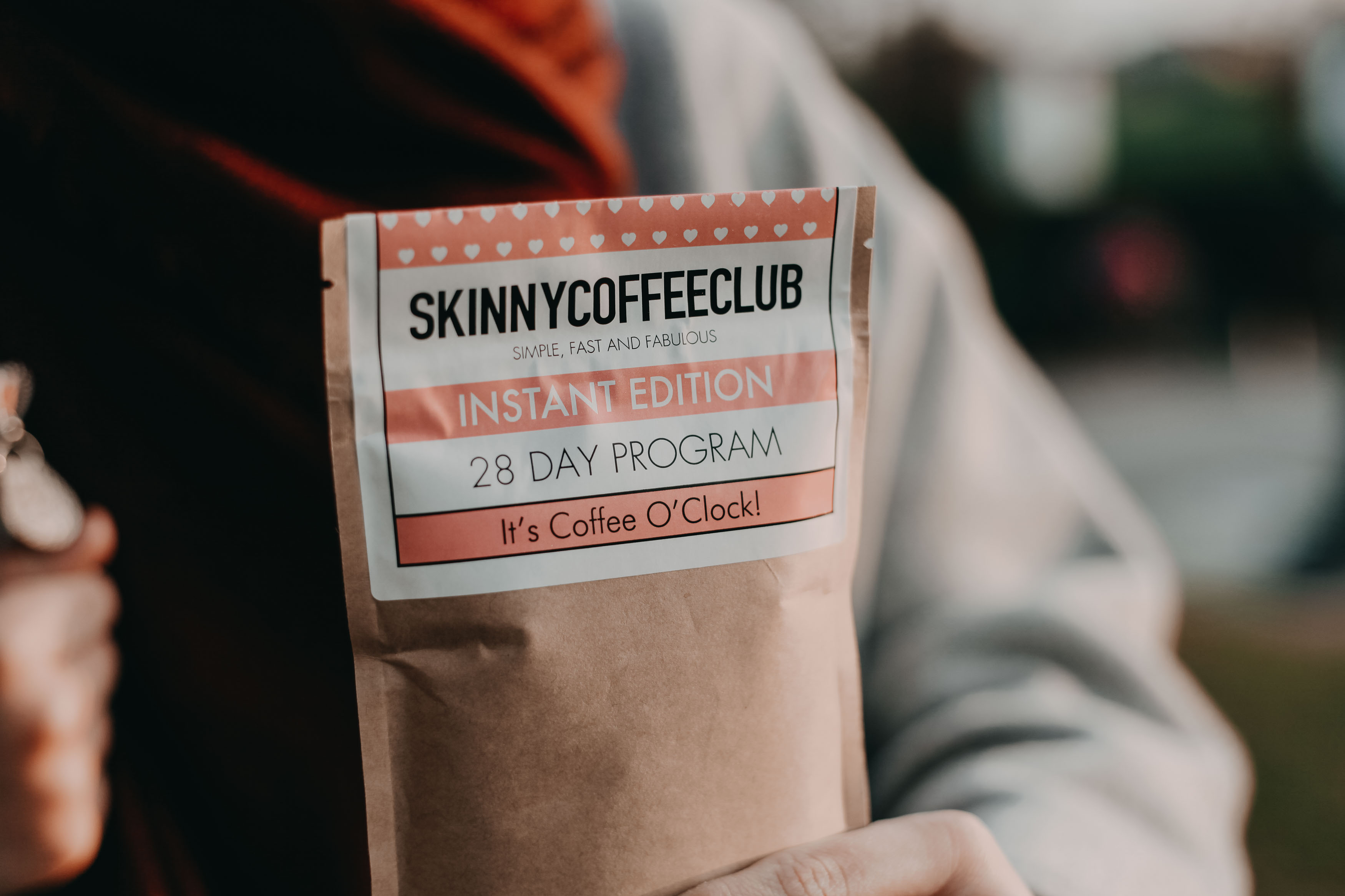 An Honest Review Of Skinny Coffee Club Instant Edition