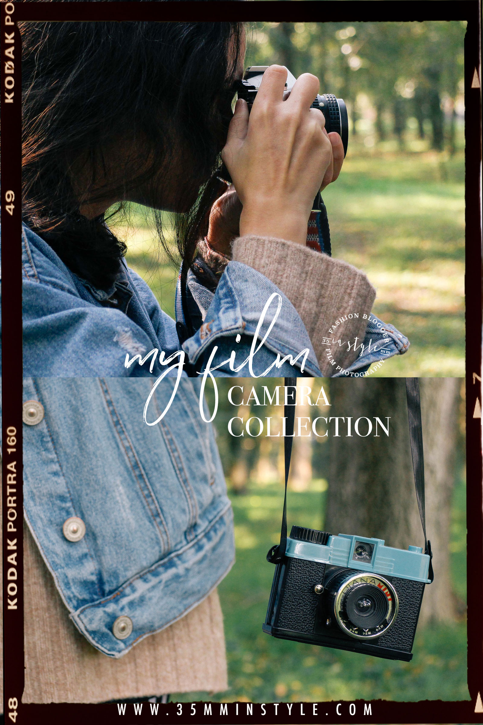 My film camera collection 35mminstyle