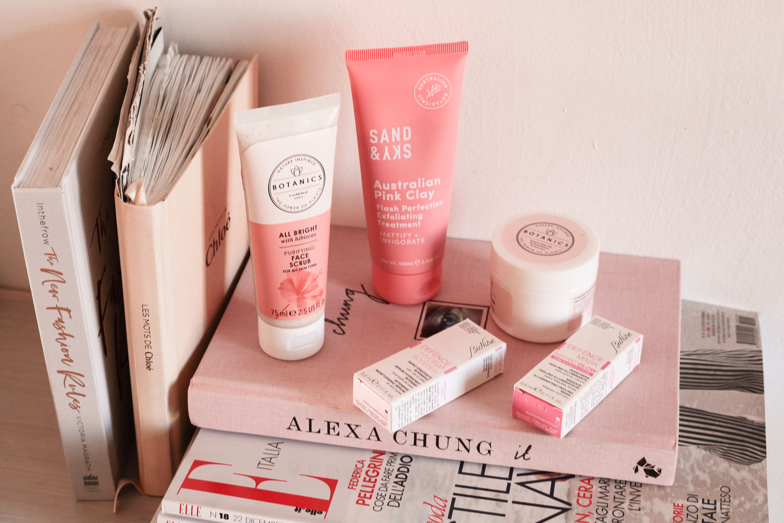 Pink Skincare for Glowy Skin 35mminstyle