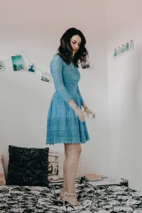 the self portrait replica dress from asos 35mminstyle