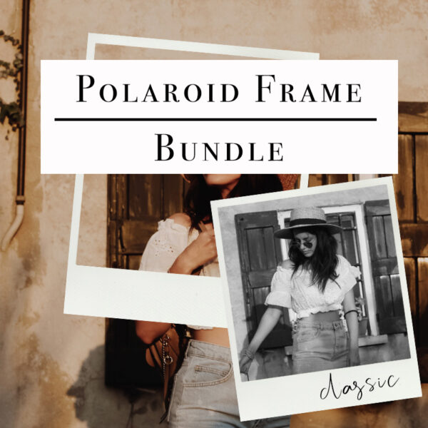 Polaroid Frame Bundle
