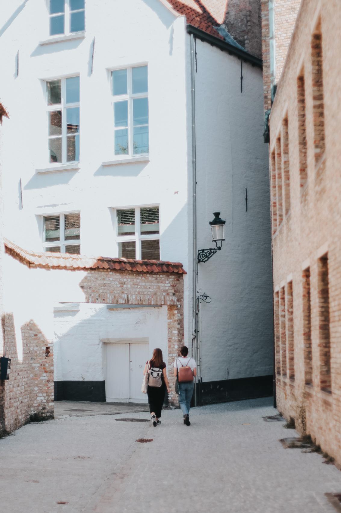 Travel Guide of Bruges Belgium