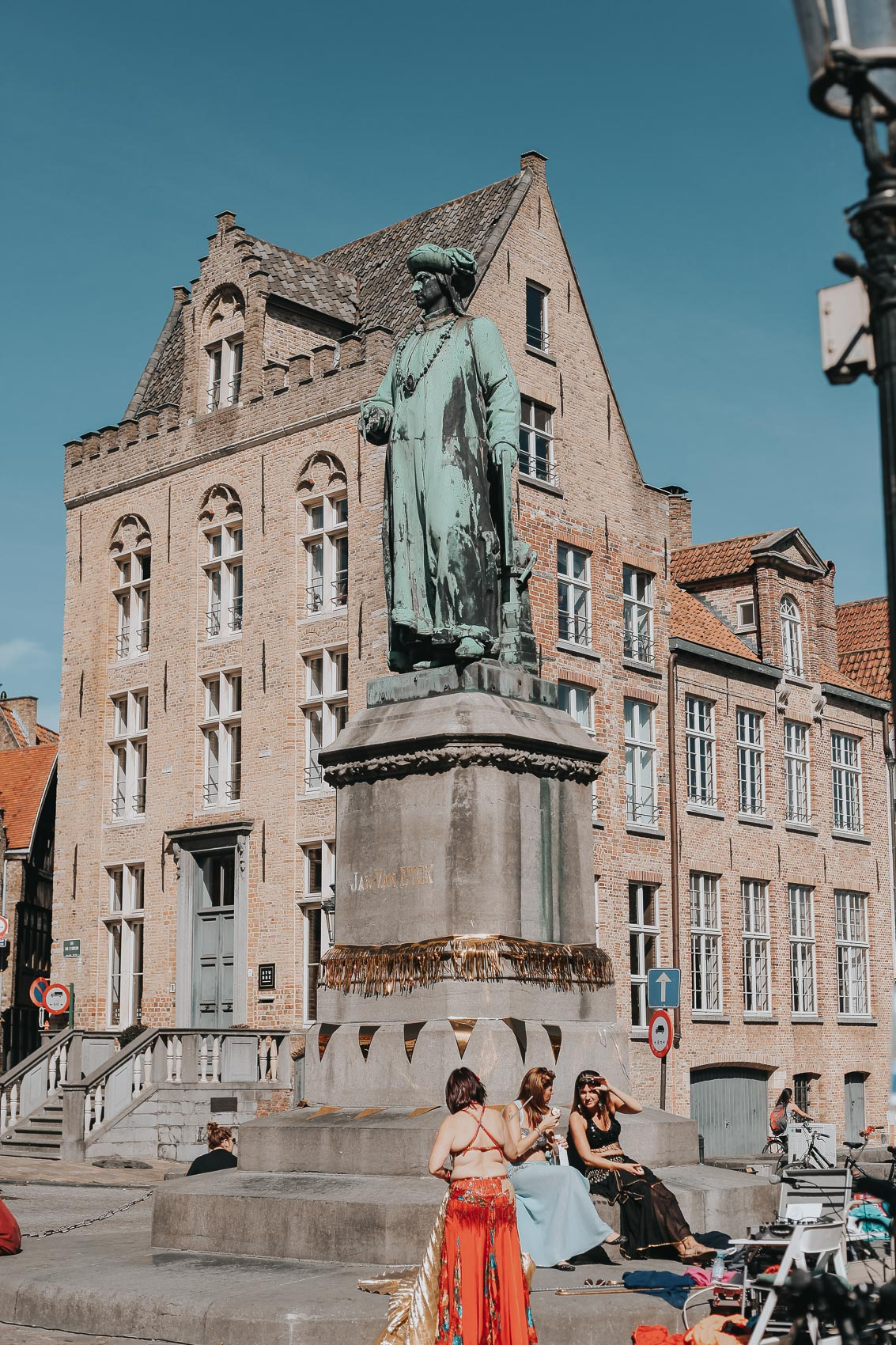 Jan van eyckplein square