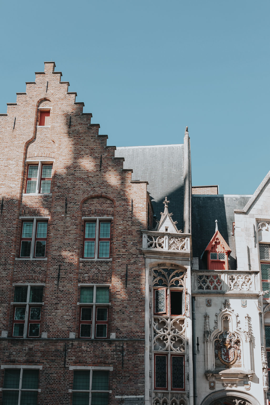 the smallest house in Bruges